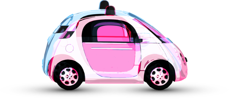 Self-Driving Society Car